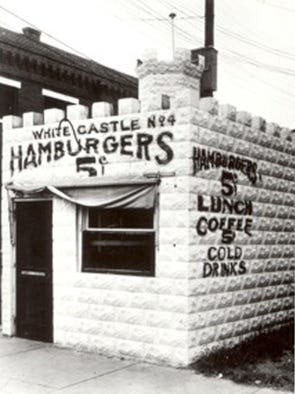 Fast Food Chain Started In Kansas