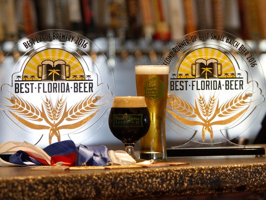 The Fort Myers Brewing Company won Best Brewery in Florida at the Best Florida Beer Competition in Tampa Sunday. they also won second runner-up in the best all batch category and 2 gold, one silver and three bronze medals for various beers.