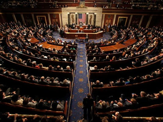 Joint Session Of Congress Tallies Electoral Votes