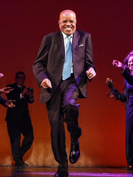"Berry Gordy, Motown Legends And More Celebrate ""MOTOWN THE MUSICAL"" At Hollywood Pantages Theatre"