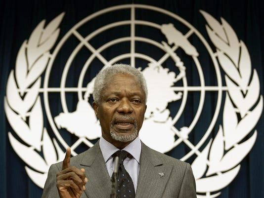 FILES-US-GHANA-UN-POLITICS-ANNAN-OBIT