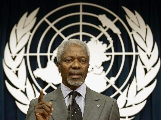 FILES-US-GHANA-UN-POLITICS-ANNAN-OBIT