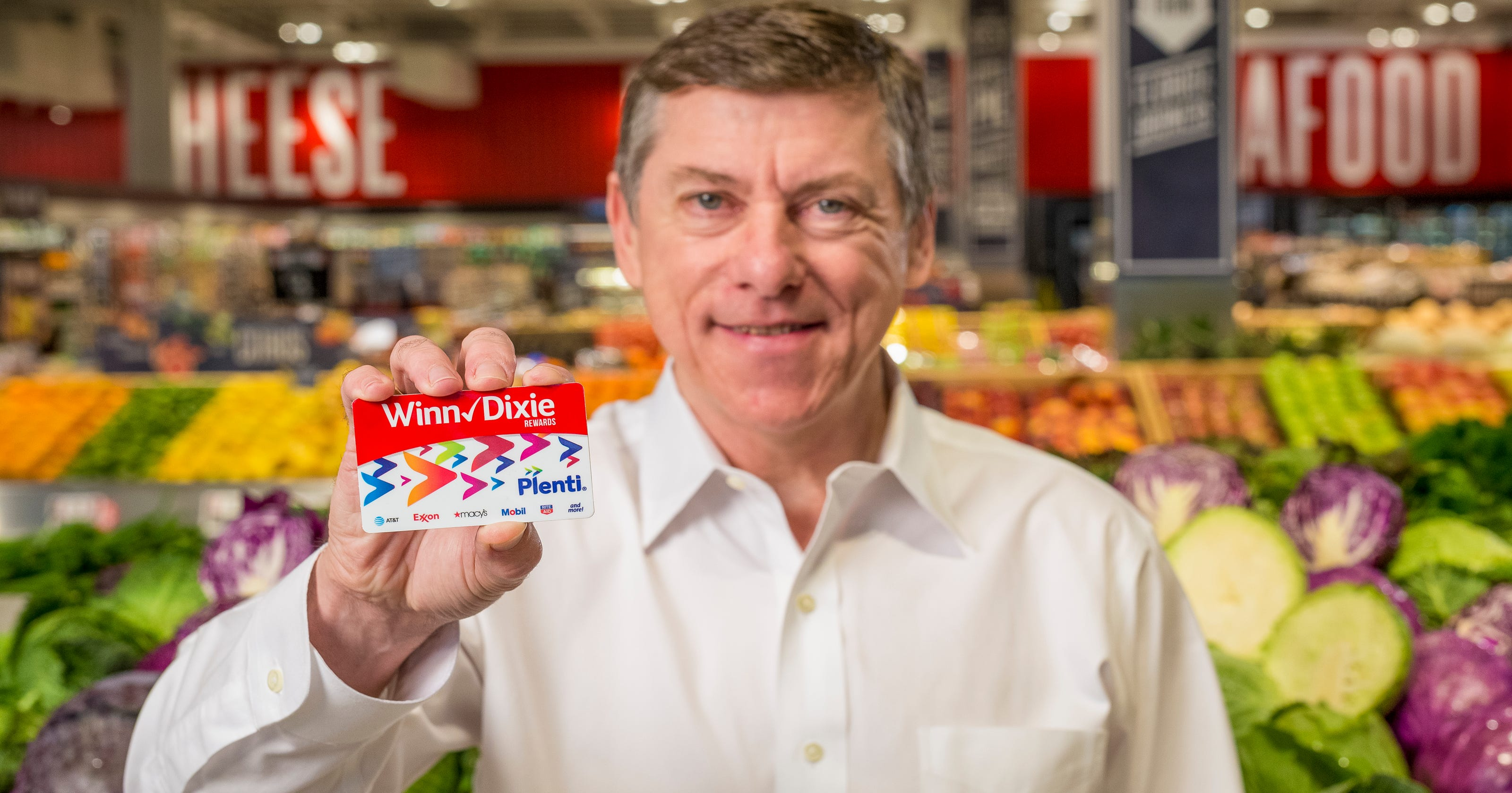 New Winn-Dixie program: Buy gas, get free groceries