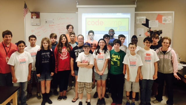 The Nashville Technology held six Code Camps for Middle Tennessee students this summer.