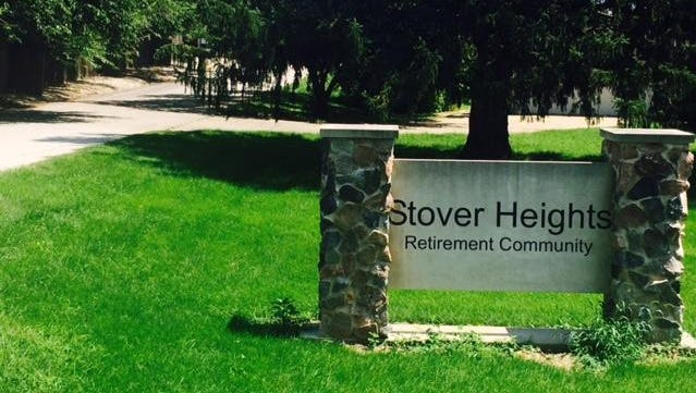 """Some residents of the Stover Heights Retirement Community in Des Moines say the private manufactured home park is allowing younger adults and children to live there, despite marketing itself as a place """"exclusively"""" for people ages 55 and older."""
