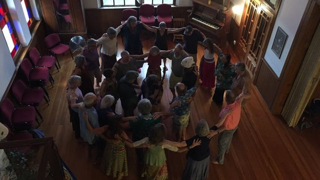 There will be a prayer circle to chant and dance to the Lord's Prayer in its original language, Aramaic, on Saturday at Church of Harmony in Silver City.