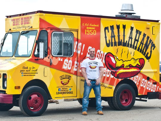 Callahan's is one of the food vendors at Bergen Eats.