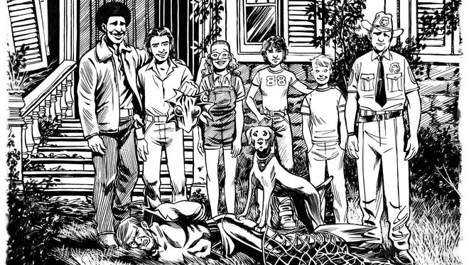 """Edgar Cantero's novel """"Meddling Kids"""" imagines a team of crime-solving youth a la the Scooby-Doo gang facing up to something much scarier than crooks in costumes."""