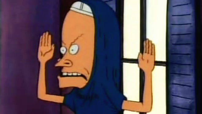 Empty your cabinets of all their junk food, make sure you have plenty of TP on hand and settle in for the best of Cornholio with 'Beavis and Butt-Head: The Mike Judge Collection' on iTunes.