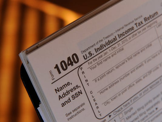 Time To Worry About Your 2014 Taxes