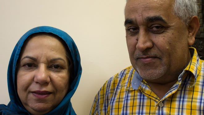 Amatul and Akram Khalid moved to Chambersburg in 2005, after immigrating from Pakistan to the United States in 1990.