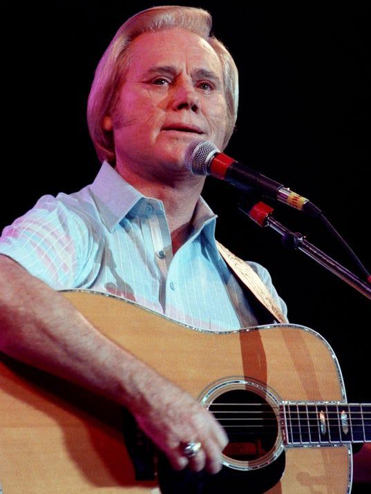 george jones sings gospel classics for posthumous album
