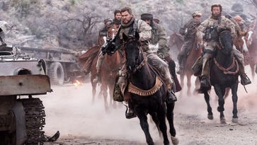 Soldiers bravery, professionalism on display in '12 Strong'