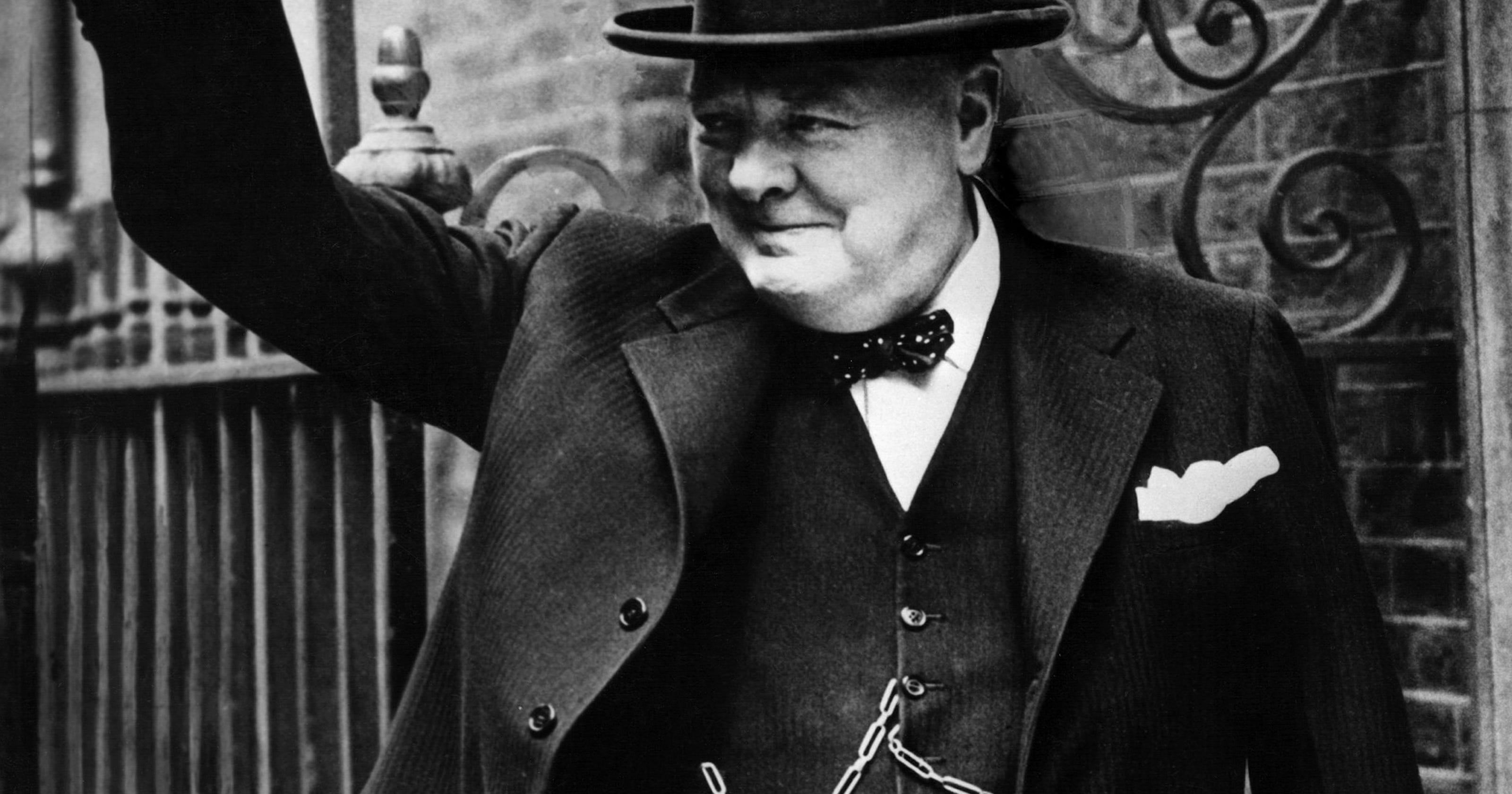 Winston churchill essays
