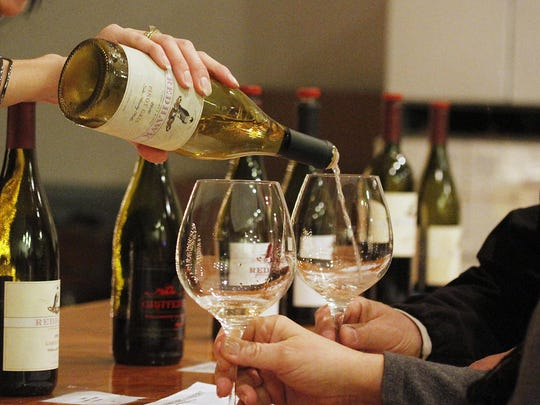 Area wineries are a hot spot during Thanksgiving weekend. Nov. 27-29