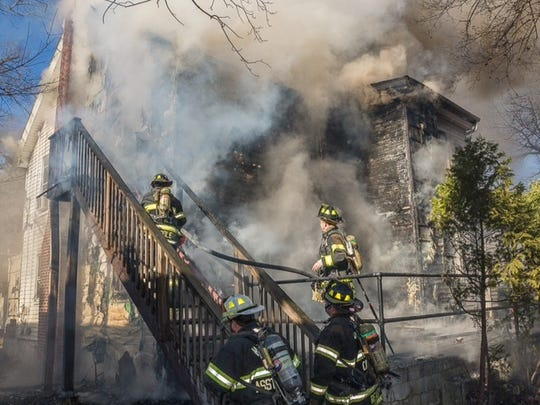 A fire in January 2015 destroyed a Yeshiva of Rockland dormitory building at 2 East Funston Drive.