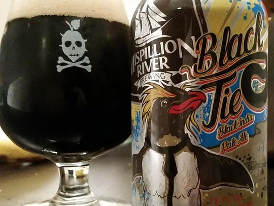 Mispillion Black Tie IPA is available in cans.