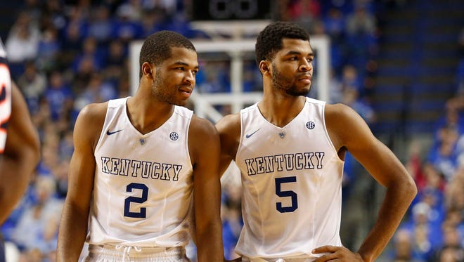 Kentucky is the 22nd team in NCAA history to start 27-0.