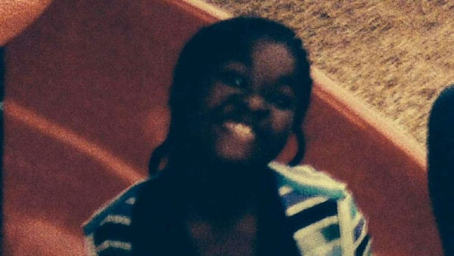 Gift Gohi was last seen at 5:30 p.m. Tuesday at Mt. Washington Elementary School.