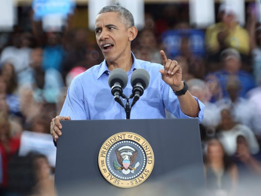 President Obama to Campaign for Hillary Clinton in Kissimmee Florida