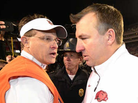 Auburn Arkansas rematch