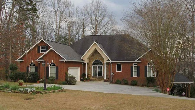 Sold in Anderson for $710,000.
