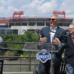 NFL draft 2019: Nashville, Titans to host NFL showcase