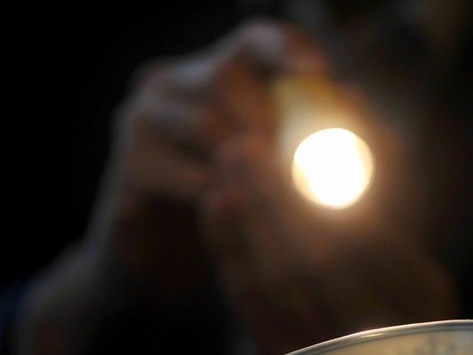 generic flashlight