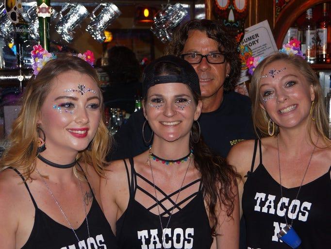 Fun times for Cinco de Mayo at Dos Amigos in Indialantic