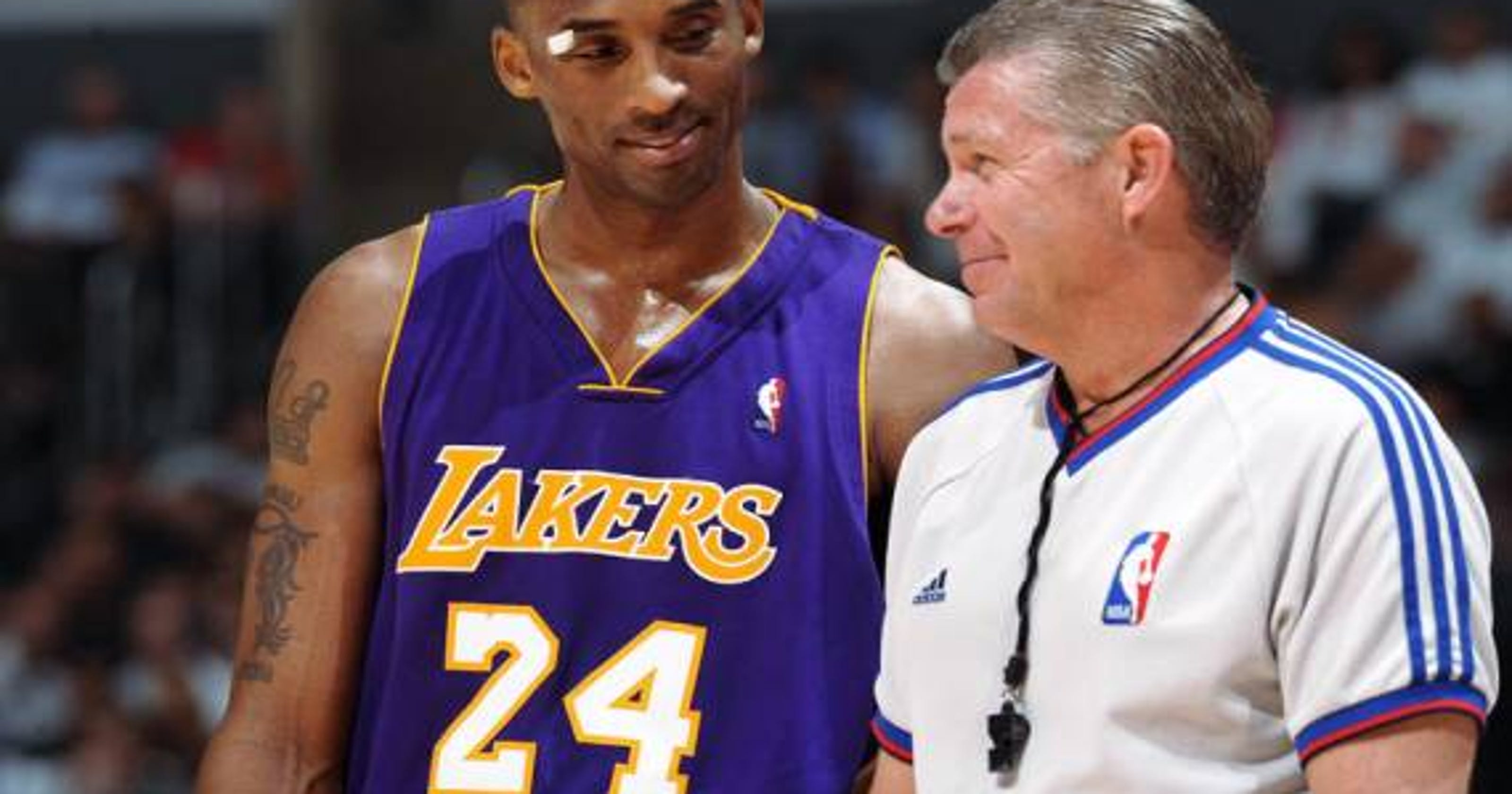 Popper on the NBA  Bob Delaney s job to get league s referees ready for  season 1c748c2a7