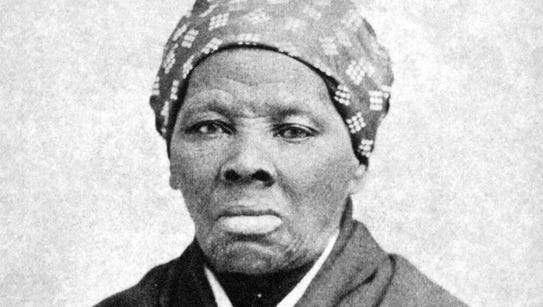 Harriet Tubman traveled South to ensure that hundreds