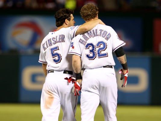 Wild Card Game - Baltimore Orioles v Texas Rangers