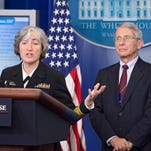 Washington news conference on Zika.