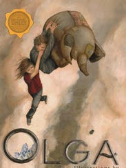 """""""Olga"""" is a young adult novel by Peekskill author Ted"""