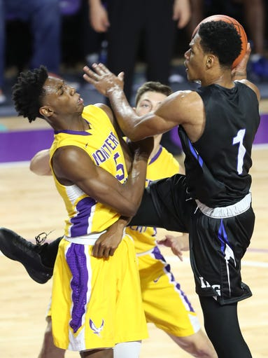 City of Palms Semifinals: Montverde Academy vs. IMG Academy