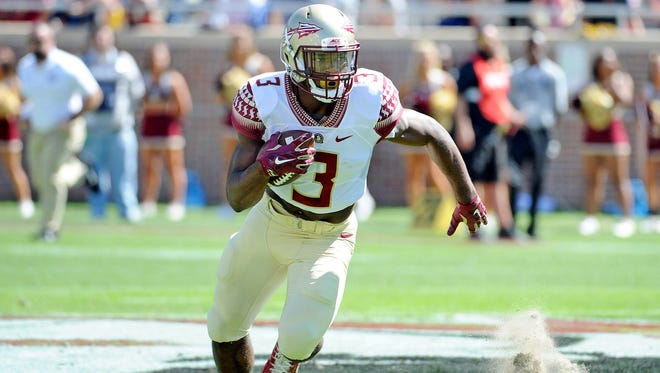 Florida State freshman running back Cam Akers figures to play an instrumental role for the Seminoles in 2017.