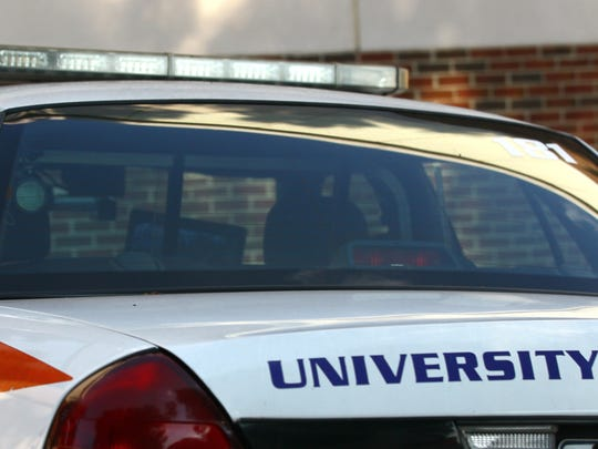 Clemson University police, Clemson, South Carolina.