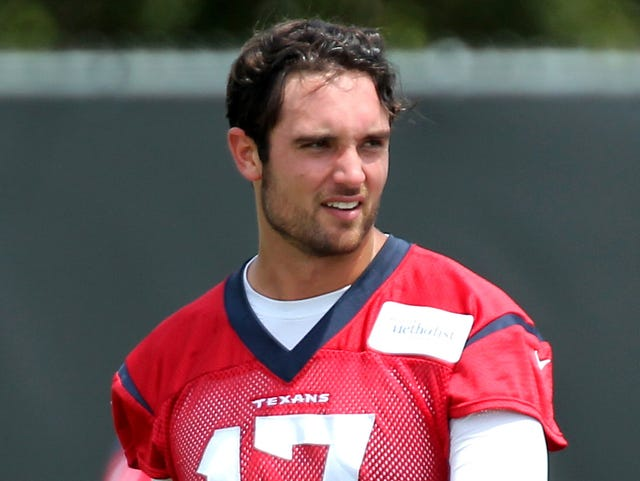 6802082a Texans offseason report: Offseason brought far more than QB Brock ...