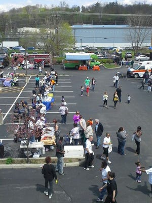 The first Health and Wellness Fair by Mental Health America in Dutchess County was held May 3 and drew more than 500 people.