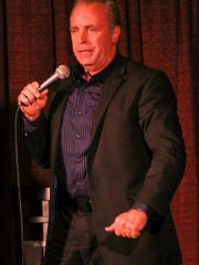 Comedian Vic DiBitetto developed a large following