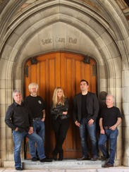 The Irish group Altan performs a St. Patrick's Day