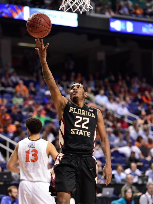NCAA Basketball: ACC Conference Tournament-Virginia vs Florida State
