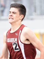 Luke Wallace is a state qualifier for Seaholm in the 800- and 1,600-meter runs.