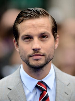 """Actor Logan Marshall-Green attends the world premiere of """"Prometheus"""" at the Empire Leicester Square on May 31, 2012, in London, England."""