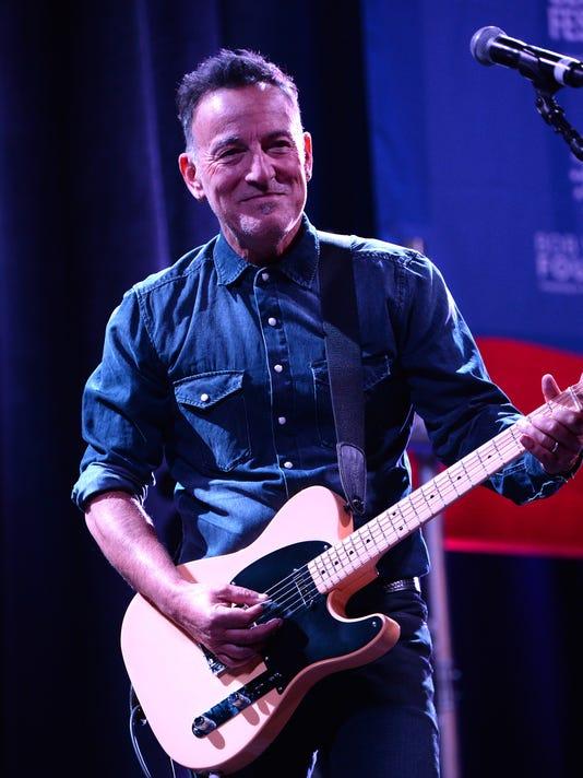 Bruce Springsteen, Sept. 23