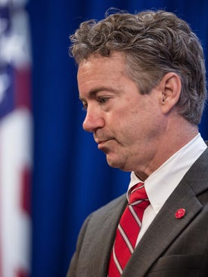 U.S. Sen. Rand Paul is expected to announced his candidacy on Tuesday, April 7, in Louisville, Ky., before visiting Iowa on Friday.