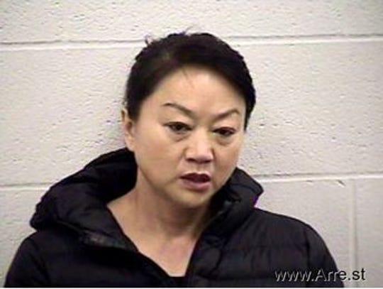 Yujie Nmi Yang.