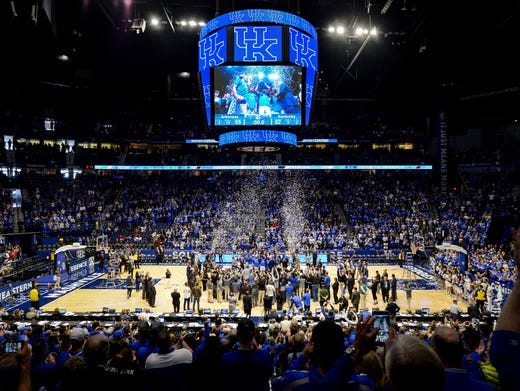 College basketball: SEC tournament in Nashville means NCAA won't be
