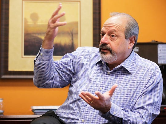 El Paso Mayor Oscar Leeser discusses his surgery for