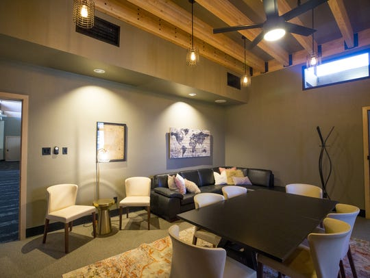 Because Event Space in Phoenix donates 10 percent of